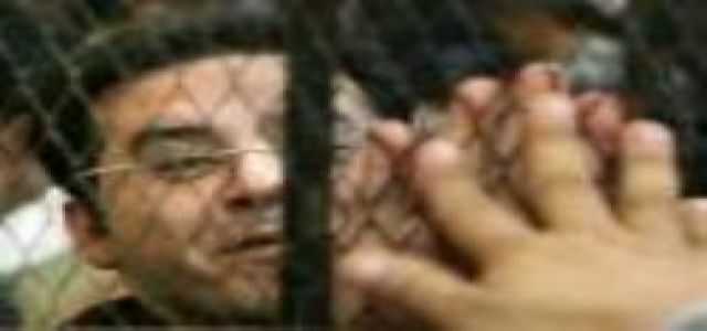 Egyptian Opposition Leader Ayman Nour Starts 3rd year Behind Bars
