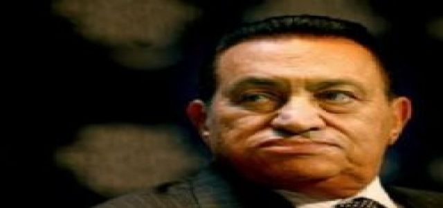 Egypt's Mubarak is in good health, first lady says