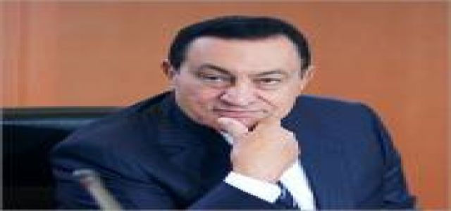 Egypt's Mubarak too weak to travel; son Gamal being groomed