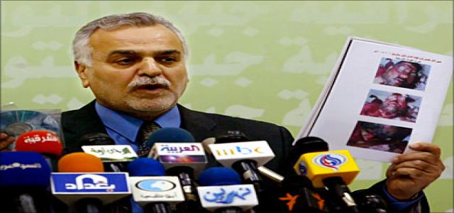IAF Criticizes Statements of Iraqi Gov't Spokesman