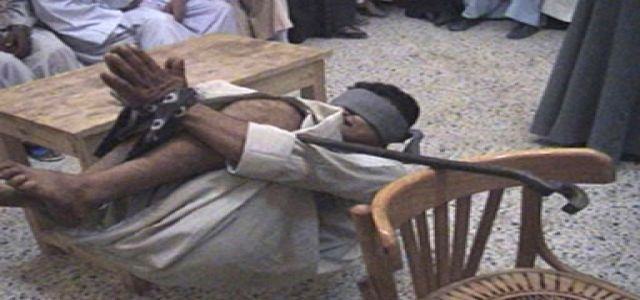 Torture Officers' Accountability, Permanently out of Service