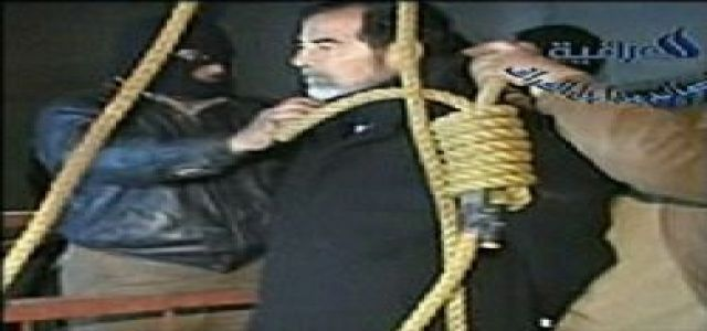 Abo el Fotoh: Saddam Was Rushed To Execution in Flawed Trial