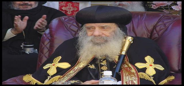 MPs Furious Over Pope Shenouda Mistreatment at Heathrow Airport