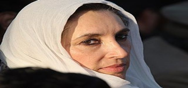 Sources: Bhutto was to give U.S. lawmakers vote-rigging report