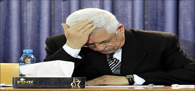 What is Mahmoud Abbas waiting for?