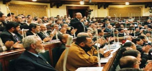 July and August... Distinguished Parliamentary Performance for Muslim Brotherhood Bloc