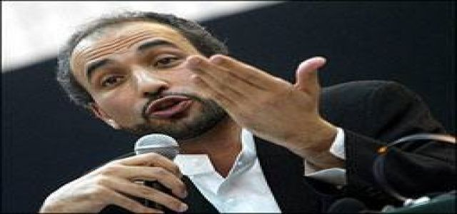 Interview with Tariq Ramadan,