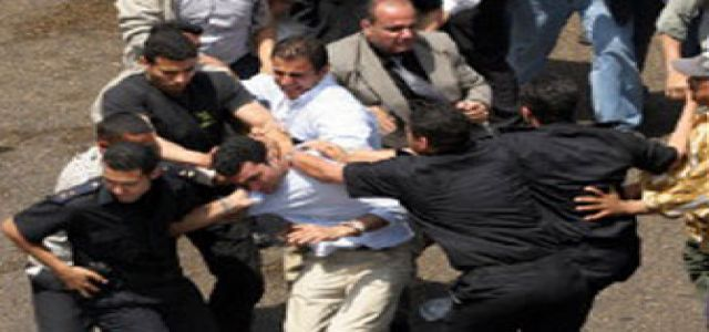 Egyptian Security Forces Detain 21 Supporters of MB MP
