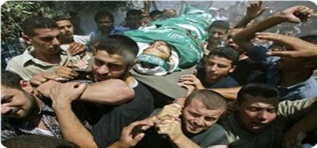 IOF troops kill two Palestinian fighters