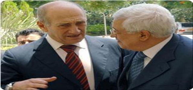 Abbas to meet Olmert despite IOF escalation in Gaza