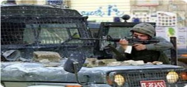 Two Palestinians wounded in IOF shooting