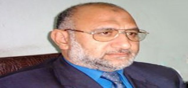 Is MP Sayed Adul Hamid Punished By Being Left To Bleed In His Prison