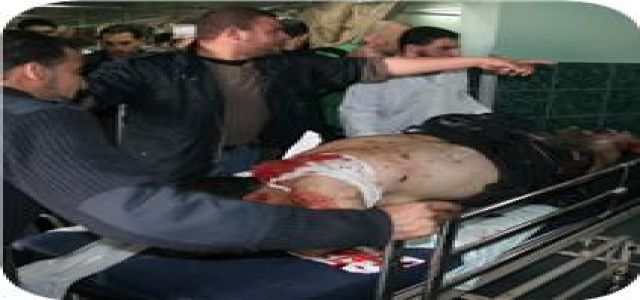 Israeli occupation holocaust in Gaza reaps 365 lives and 1800 wounded