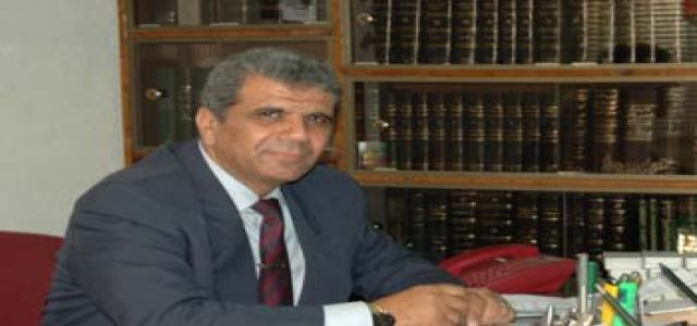 Muslim Brotherhood MP Sobhi Saleh Calls for Regime's Departure