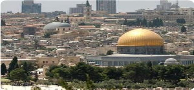 Conference on Jerusalem, Al-Aqsa; Judaization hazards called in Cairo