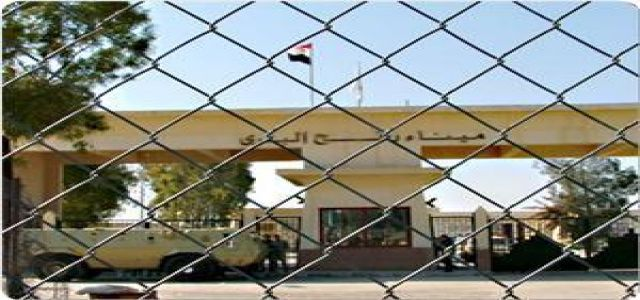 Int'l committee against siege: The most important step is to open Rafah crossing