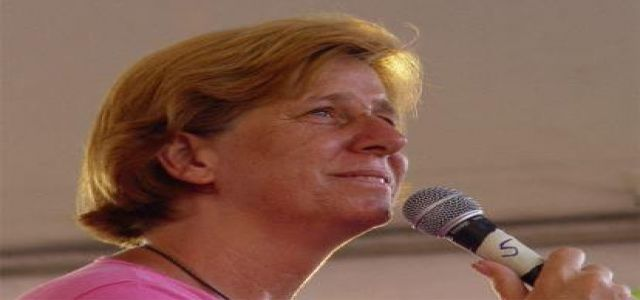Cindy Sheehan in Cairo to Monitor MB Military Trial