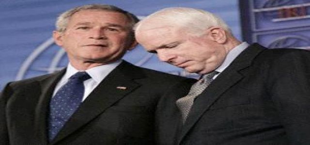 McCain Suggests Bush Has Endorsed Torture