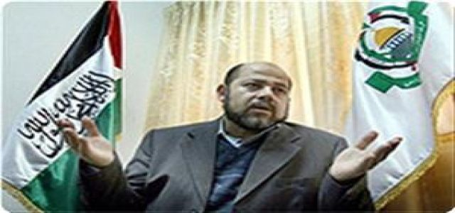 Abu Marzouk: Gaza genocide carried out in coordination with Washington