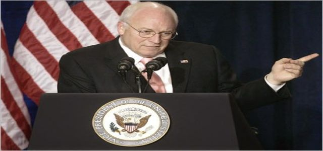 Hamas: Cheney's statement provocative, affirms collusion in crimes