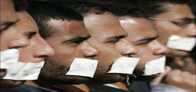 April Fool: Egyptian Gov't Affirms the Right of Its Citizens to Free Speech