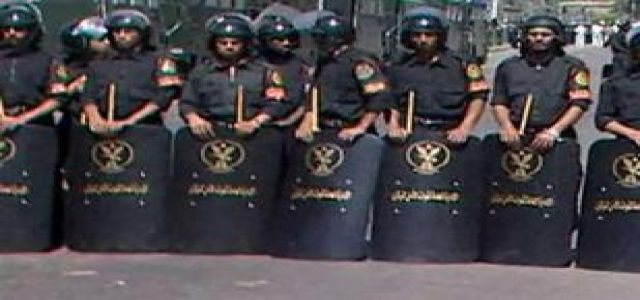 Egypt's Police State Unleashed ahead of Municipal Elections