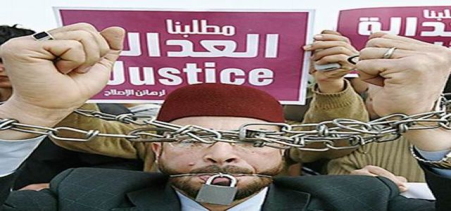 Two Unfair sentences against Islamic Detainees