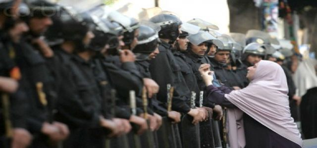 Security Police Arrest 20 Muslim Brotherhood Leaders Over Gaza Protests
