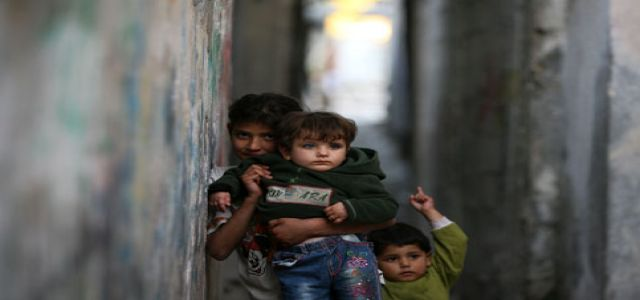 Palestinian children's health in decline, says report