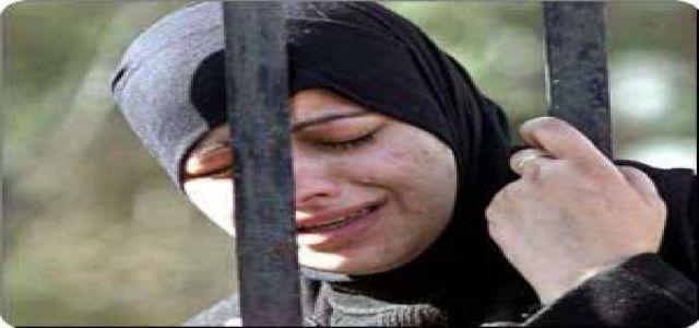 Israeli interrogators force Palestinian female detainee to remove her Hijab