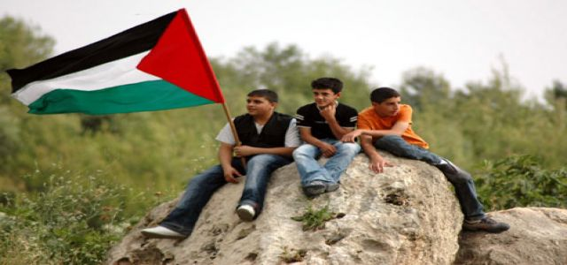 Thousands of Palestinians commemorate Palestine Nakba in Kafrin village