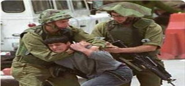 STC: Incarceration conditions of Palestinian children in Israeli jails shocking
