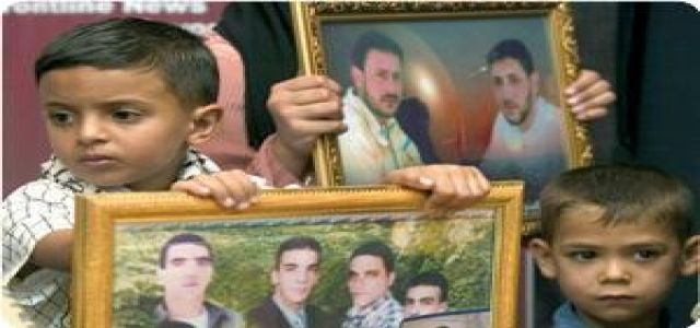 Relatives of Palestinian prisoners in Egyptian prisons appeal for their release
