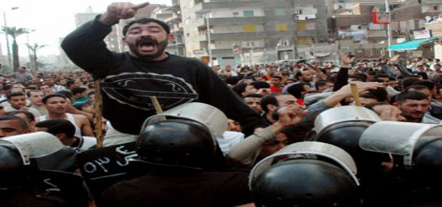 Protests, Strikes Unabated in Egypt