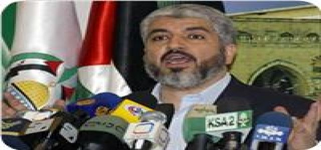 Mishaal explains to Mousa Hamas's views on dialog