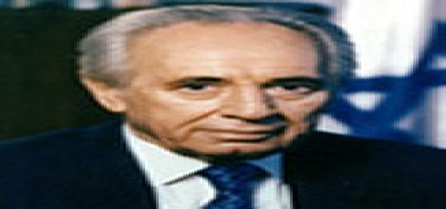 Shimon Peres: murderer, liar and hypocrite