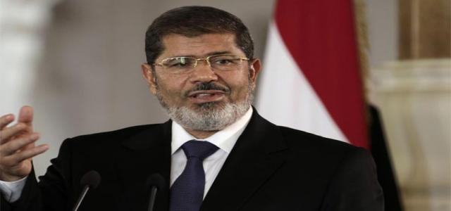 Letter from Egypt's Legitimate President Mohamed Morsi to All Egyptians