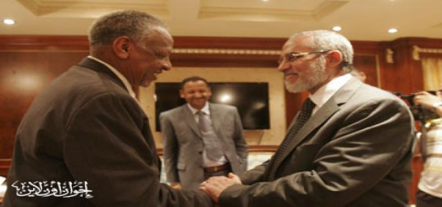 MB Chairman Meets with High-Level Sudanese Delegation