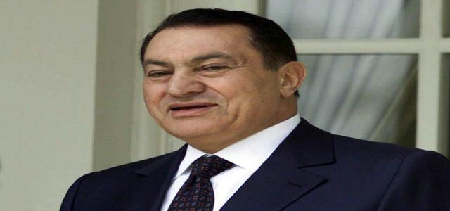 Mubarak Denies Tipping Bush on Iraq's Weapons of Mass Destruction