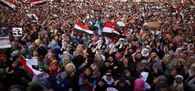 Muslim Brotherhood Re-Affirms Joining Revolution Squares Protests