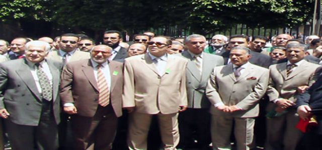 Egyptian Judges call on the government to stop breaking of the law
