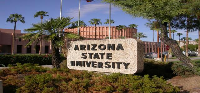 Arizona State University Students Protest IOF Soldier