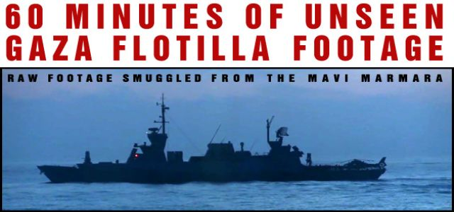 UNHRC probe into flotilla massacre lands in Turkey