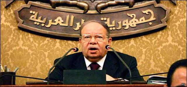 Egyptian PA Speaker Warns 'Parallel Parliament'