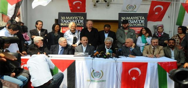 Flotilla Organizers Reject Greek Offer, Say: Abbas Stabbed Us in The Back