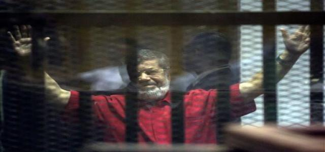 President Morsi's Family Files Lawsuit Demanding Visitation Rights
