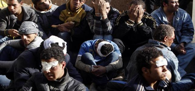 Human Rights Report: 135 Extrajudicial Killings, 90 People Tortured in 6 Months in Egypt