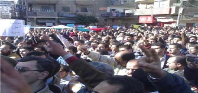 3 MB Leaders detained in Egypt's Dakahlia