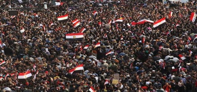 Who Owns the Egyptian Revolution?