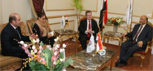 Katatni and French Ambassador Agree Assad Must Go; Israel Must Stop Offensive Against Gaza